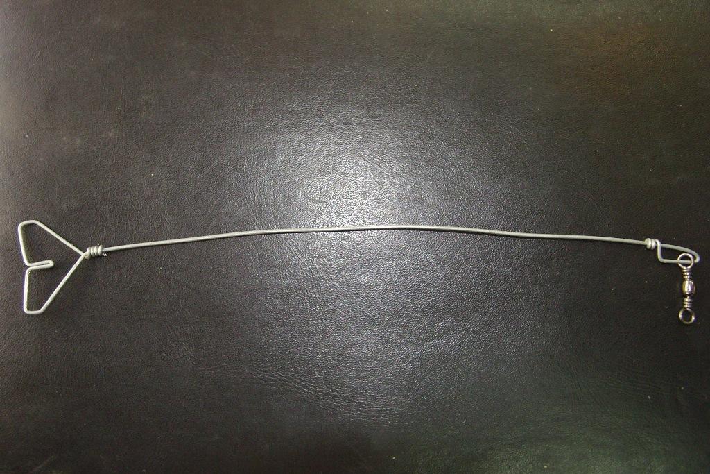 Проволочный отвод для поводка 2