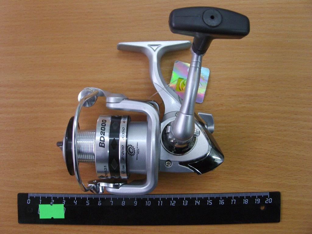 титановые катушки для рыбалки