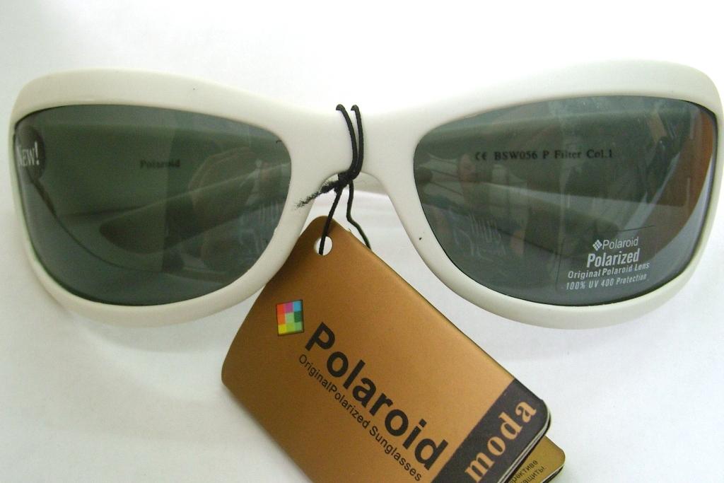 обычные поляризационные очки на рыбалке